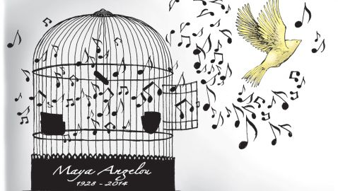 The caged bird sings of freedom… – Fabmom